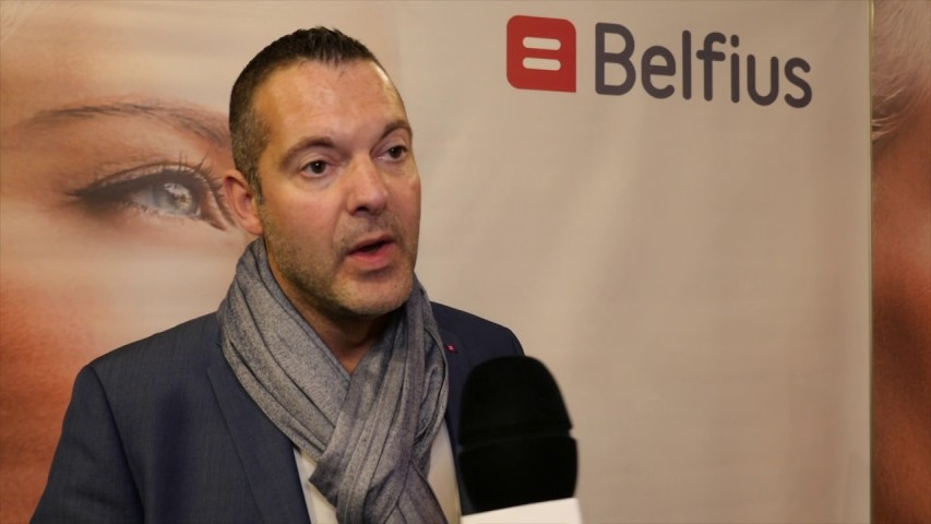 Interview Belfius – E-commerce Xpo Kortrijk.