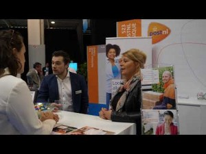 Interview PostNL – E-Commerce Xpo Luik 2018