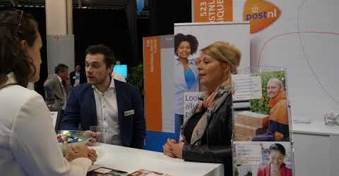 Interview PostNL – E-Commerce Xpo Luik 2018