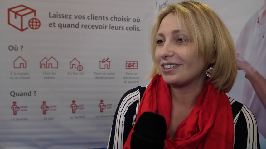 Interview Bpost – E-Commerce Xpo Luik 2018