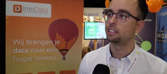 Interview Into Data – Big Data Expo Mechelen 2018