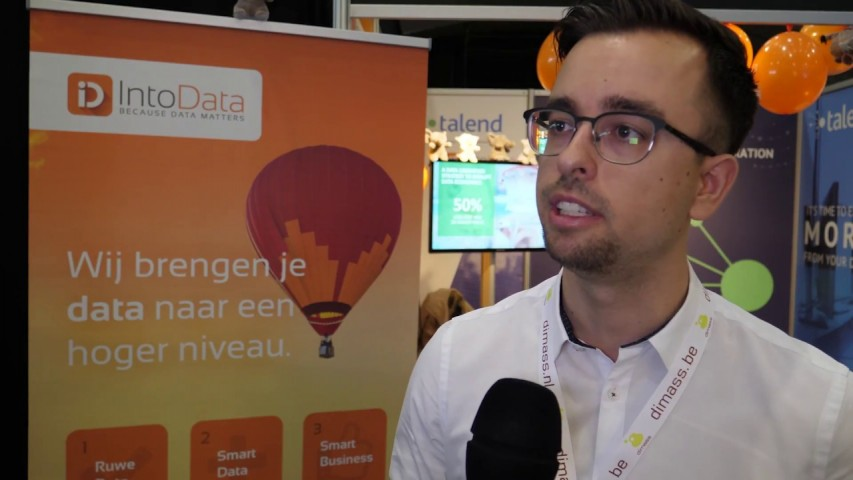 Interview Into Data – Big Data Expo Mechelen 2018