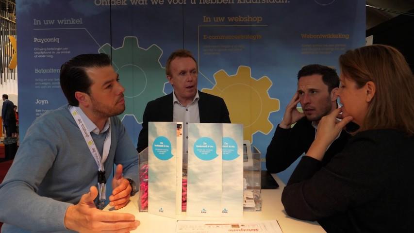 Interview KBC – Big Data Expo Mechelen 2018