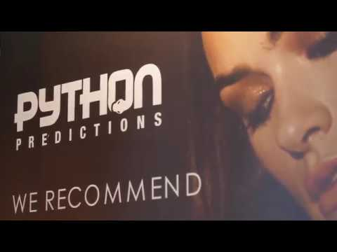 Interview Python Predictions – Big Data Expo Mechelen 2018