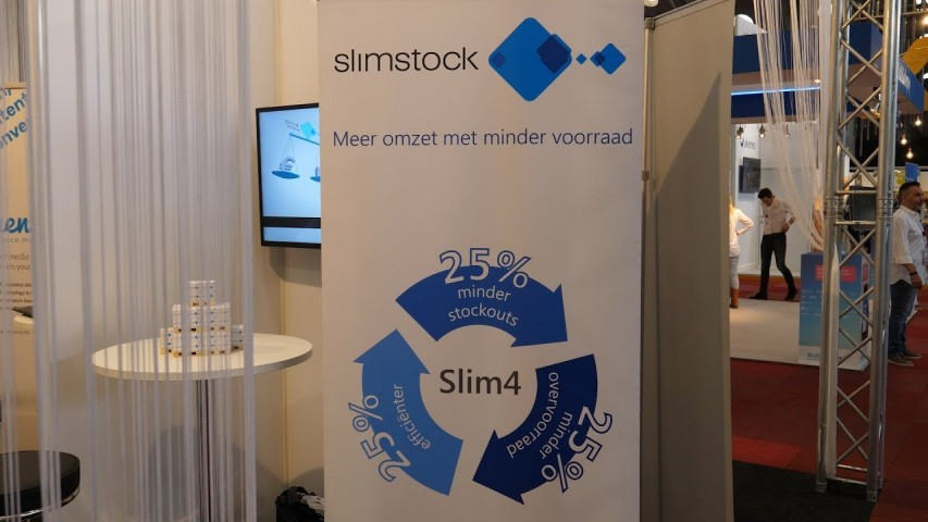 Interview Slimstock – Big Data Expo Mechelen 2018