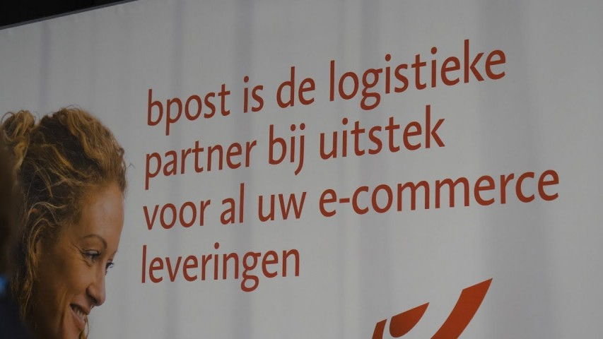 Interview bpost – E-Commerce Xpo Kortrijk 2018 (video)