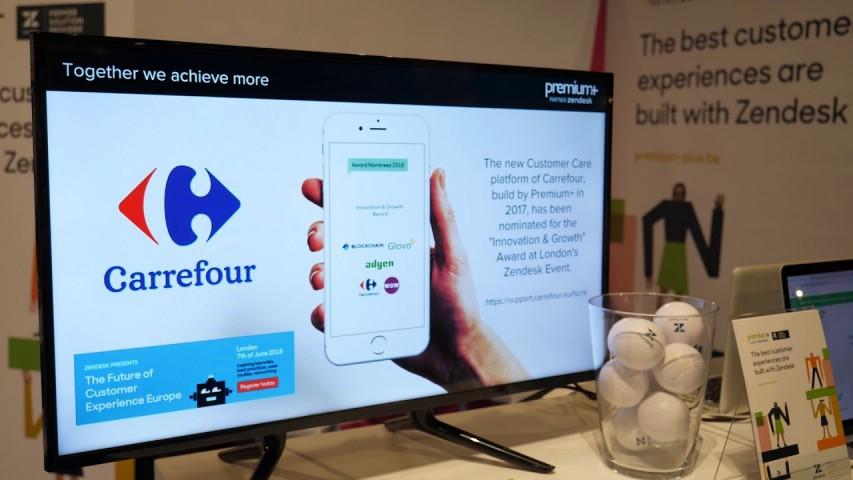 Interview Premium Plus – E-Commerce Xpo Kortrijk 2018 (video)