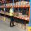Efficiënte logistiek in het magazijn